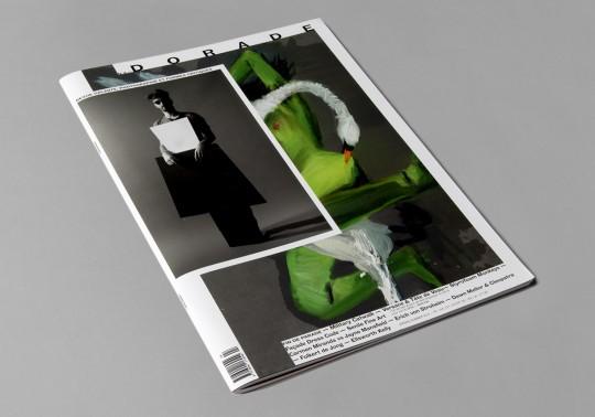 Dorade Magazine, Emmanuel Crivelli, Dual Room