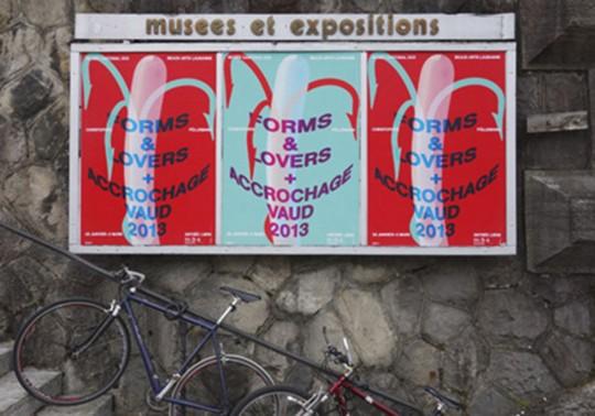 Christopher Füllemann, Accrochage Vaud 2013, Musée Cantonal des Beaux-Arts, Lausanne