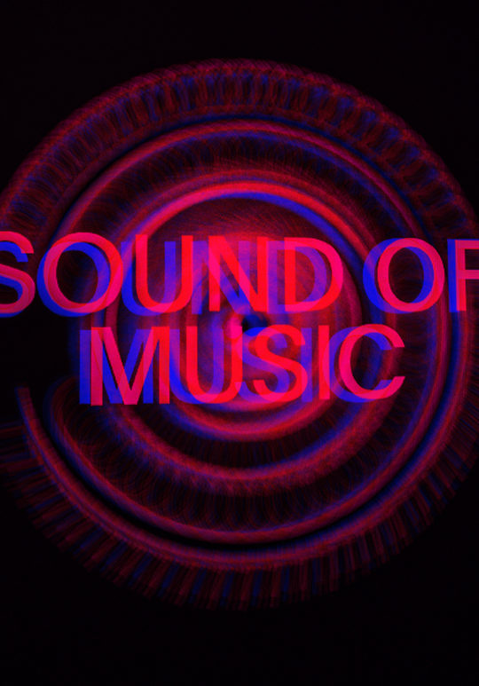 DUAL ROOM, logo, Sound Of Music