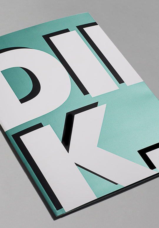 Dual Room, Frédéric Cordier, Typography, Cover