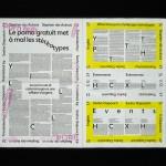 Le Tag Parfait, Stephen des Aulnois, Sasha Osipovich, Emmanuel Crivelli, Dual Room, POV paper