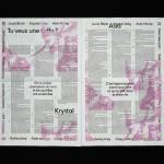 Dual Room, Emmanuel Crivelli, Lucie Blush, POV paper