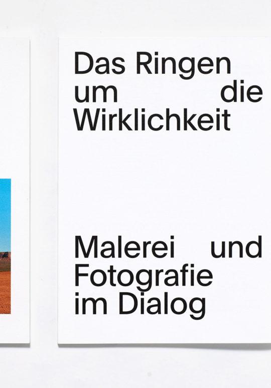 Museum zu Allerheiligen Schaffausen, Jennifer Burkard, Brochure, Graphic Design