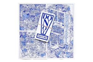 Dual Room, Gustavo Dao, Orgy, La Fête du Slip, Graphic Design, Illustration