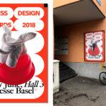 Dual Room, Swiss Design Awards 2018, Philippe Jarrigeon, Valerie Weill